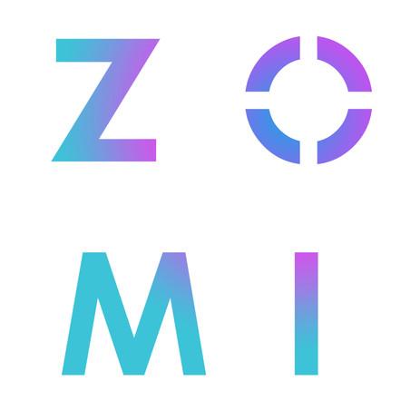 Thirteen Design Consultancy Logo Design ZOMI Web Design
