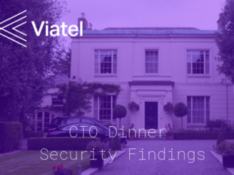 CTO Dinner Security Findings
