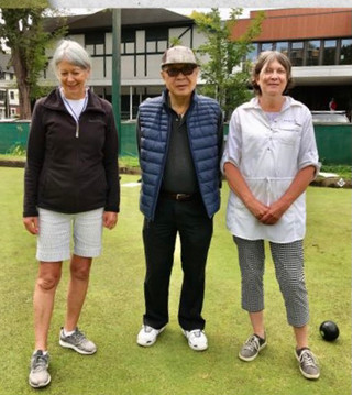 Mary Anne, Steven and Susan
