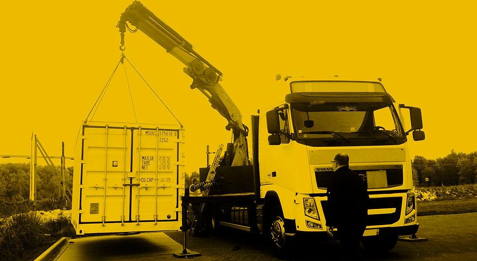 Constructons-3D transport en container certifié maritime