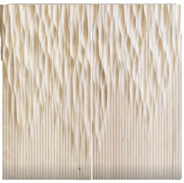 Mur à motif 3D