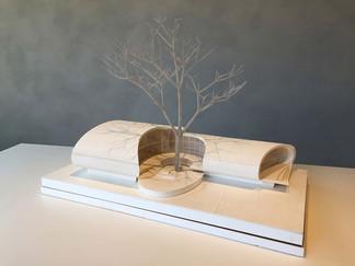Maquette de maison imprimable