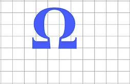 Caractères alphabet Grec