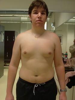 Patrick Wetten 134 kg