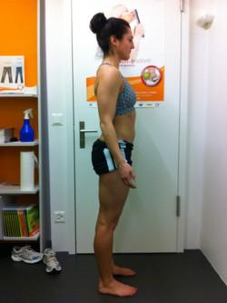 Bikini-Athletin