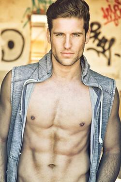 Model Steven Epprecht