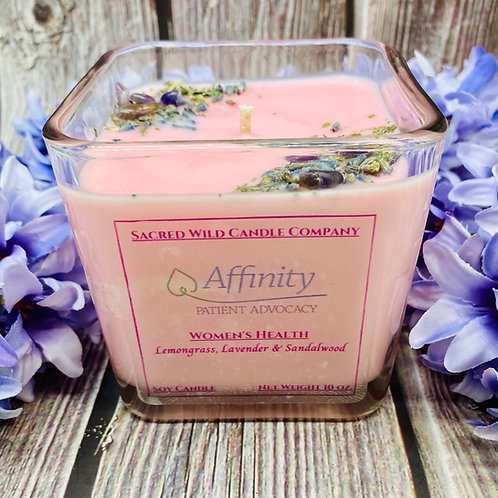 Women's Health Candle