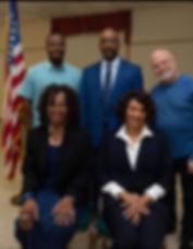 HCDC Dems Executive Board 2019 - 2020 ph