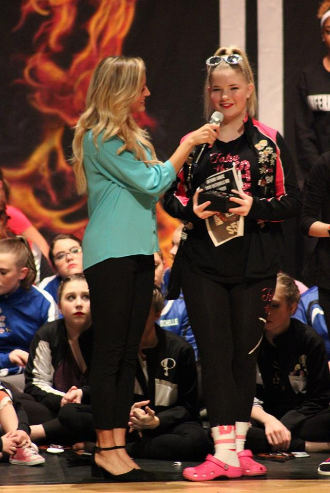 Our Tap Soloist Placing!
