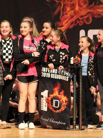 Inferno Dance Grand Champs!