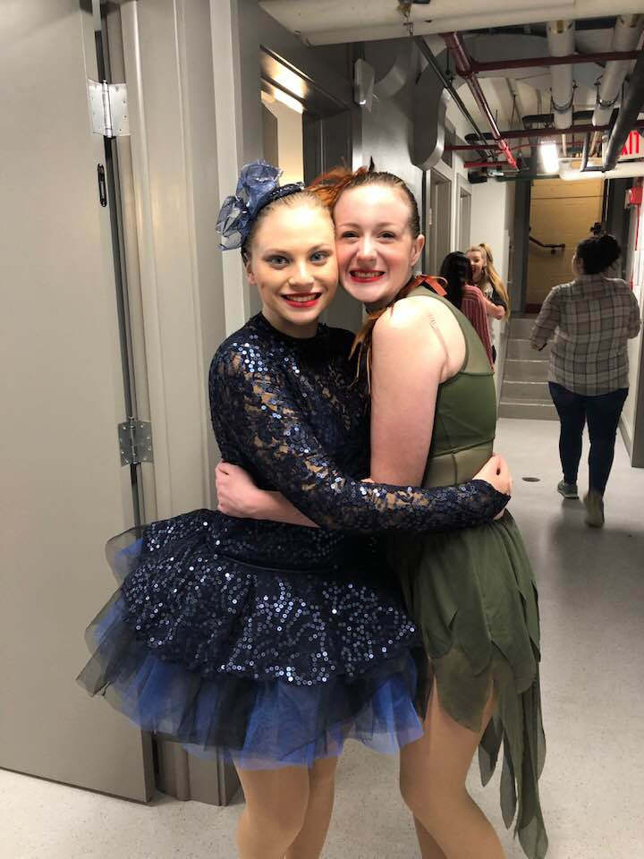 Dance Friends are the Best Friends!