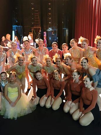 TTS Group Photo at Recital