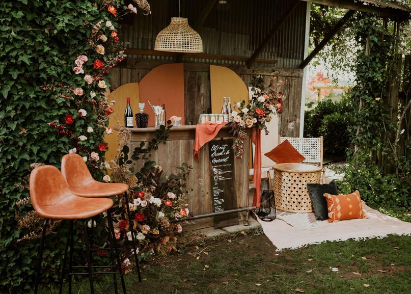 the five oaks farm portland wedding planner