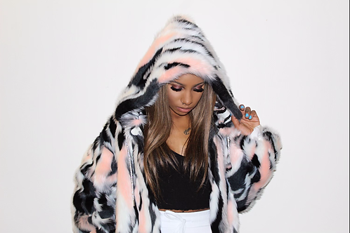 Cheyenne Fur Coat