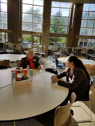 2019 Z Club Speed Mentoring