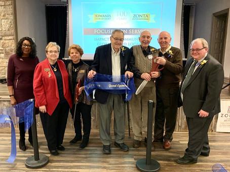 Zonta Club of Joliet and Kiwanis Club of Joliet Centennial Celebration