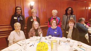 2019 Zonta International 100th Anniversary at International HQ (Oak Brook IL)