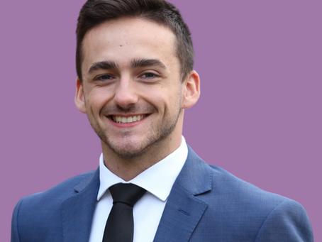 Student Spotlight: Zachary Griffiths-Julien