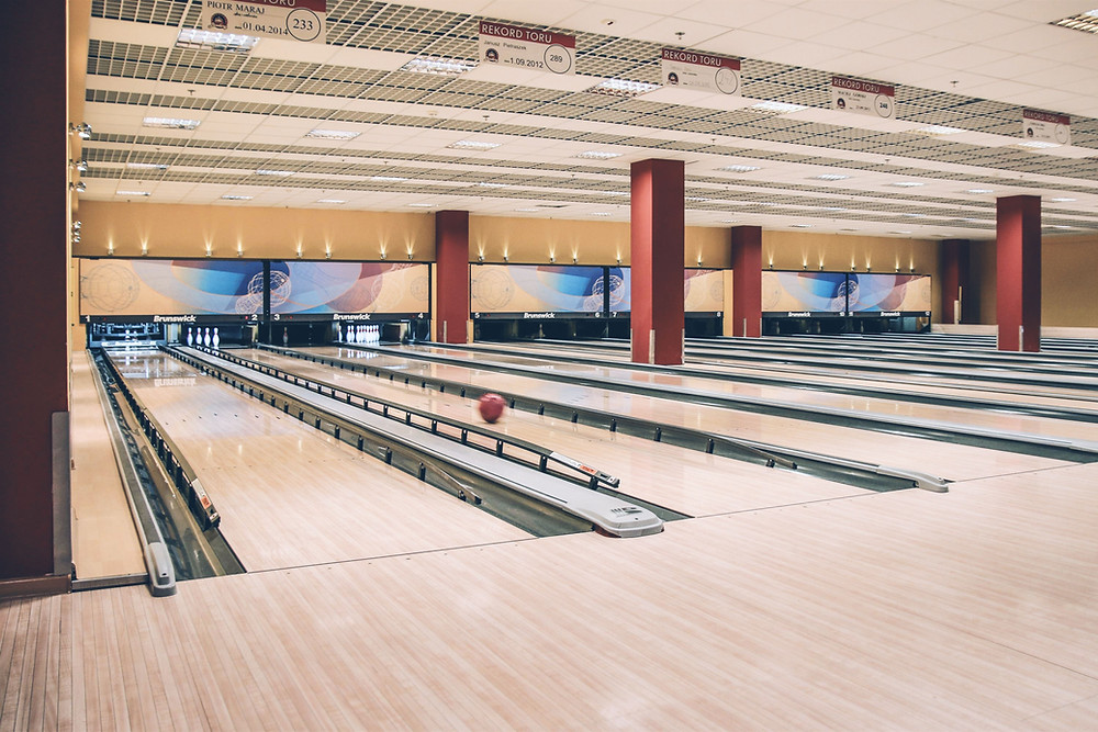 Your Leesburg apartments have bowling alleys nearby