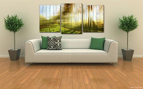 Модульные картины на дереве, катинына досках, картины в стиле лофт