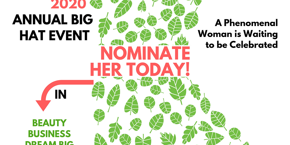 Nominate Your Phenomenal Woman Today!
