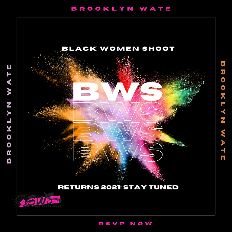 Black Women Shoot 2021
