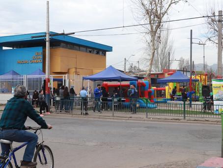 Salud en tu Barrio visitó las Villas San Enrique y Pascual Gambino