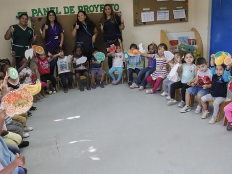 ¡QUILICURA PREVIENE LA OBESIDAD INFANTIL!