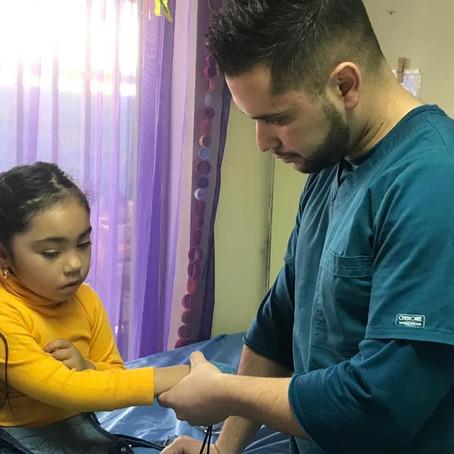 Salud en tu Barrio visitó Villa Los Molinos