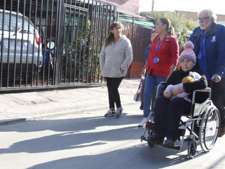 Salud en tu Barrio visitó villa La Arboleda