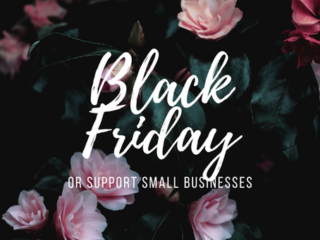 Black Friday for Small Businesses