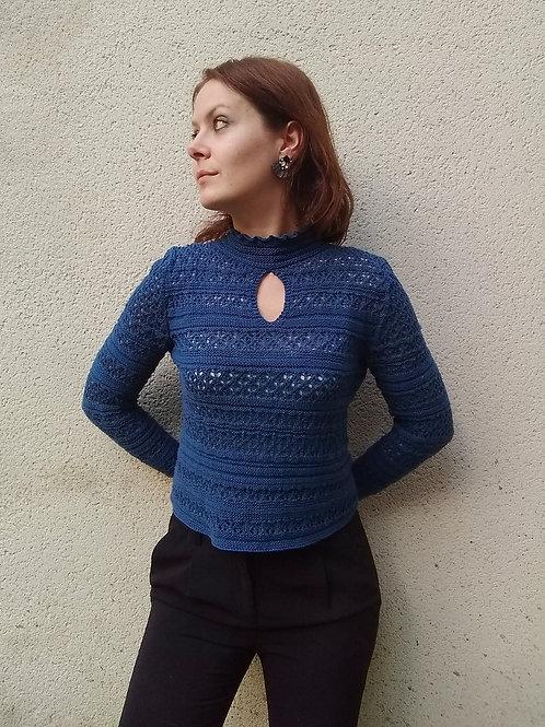 Chloe Sweater - Knitting Pattern