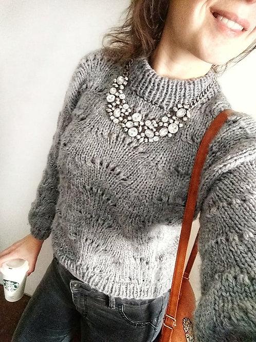 Ariel Sweater - Knitting Pattern
