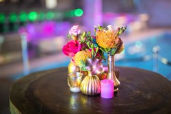 Trios Of Tropical Bud Vases