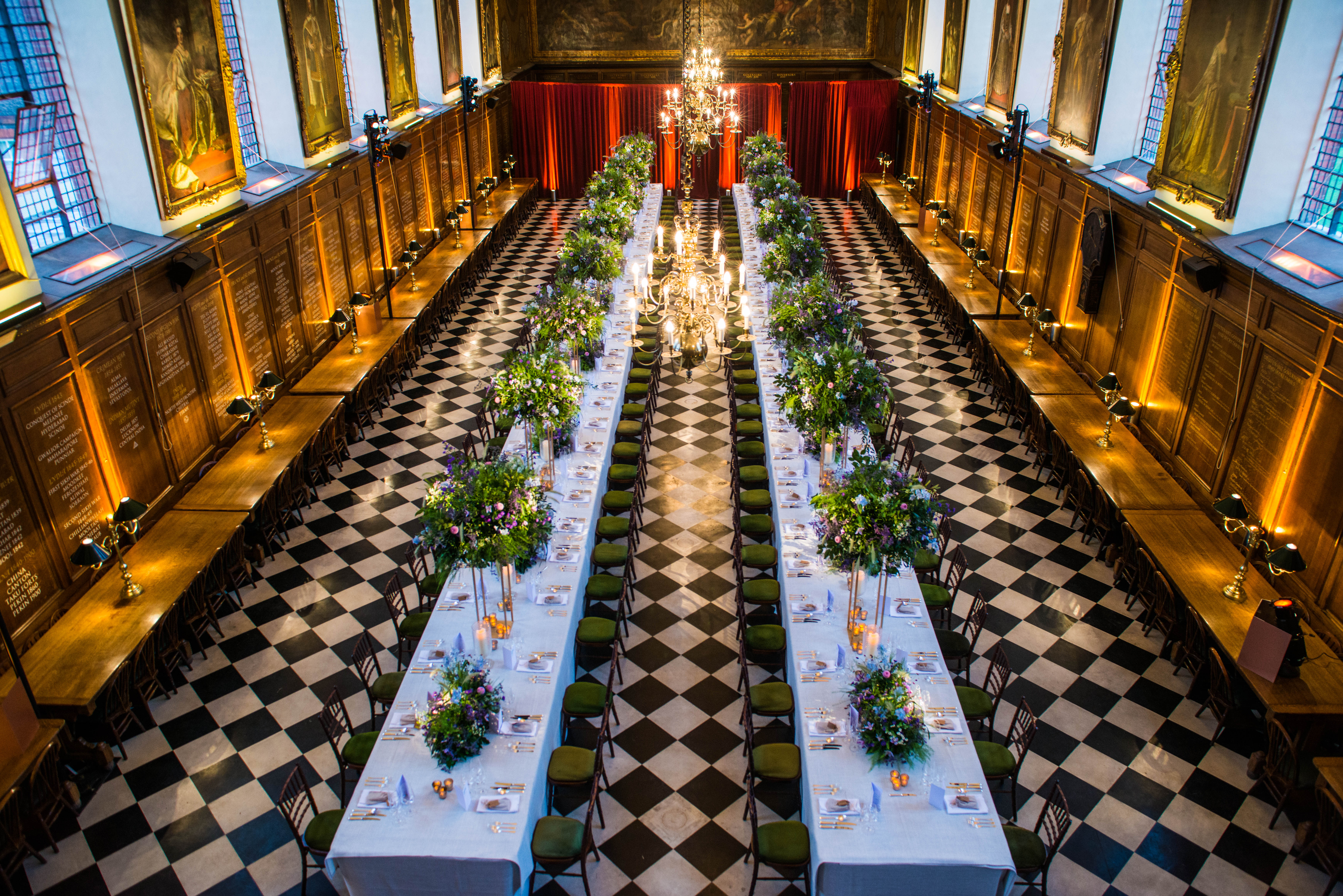Long Tables of Meadow