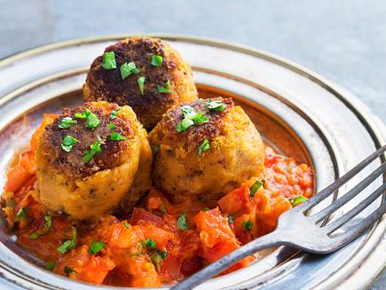 Manger des lentilles sous forme de falafel ?