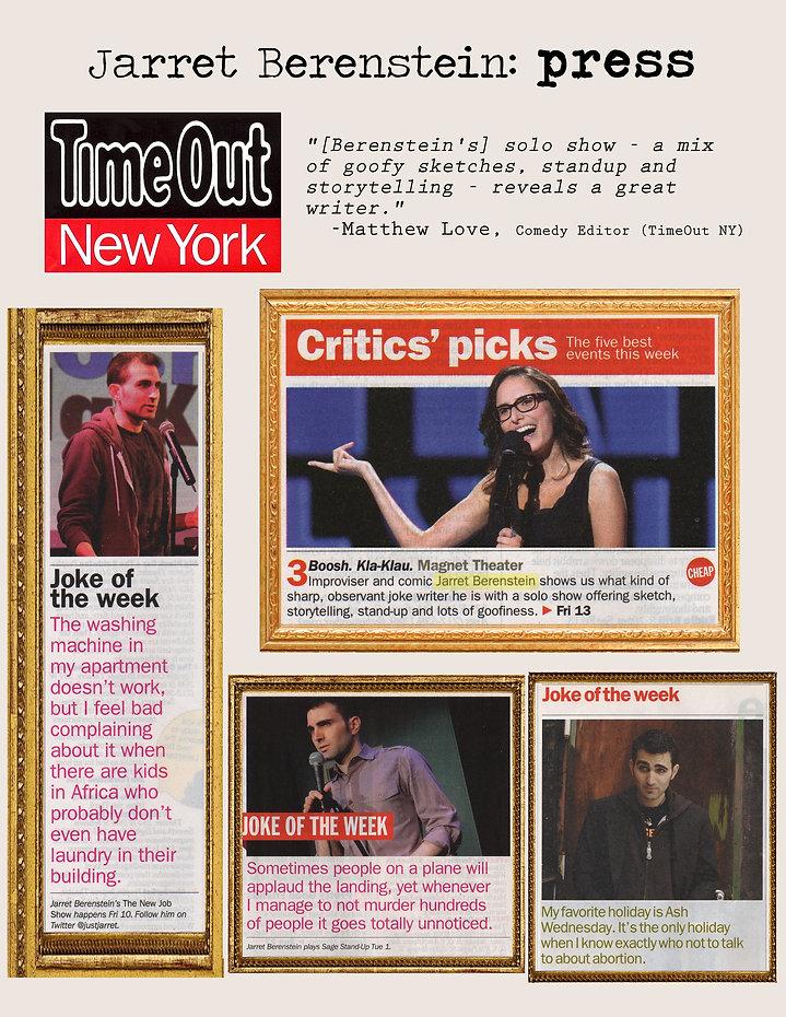 TimeOut New York Press