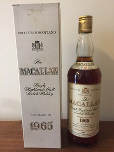 The Macallan - 1965