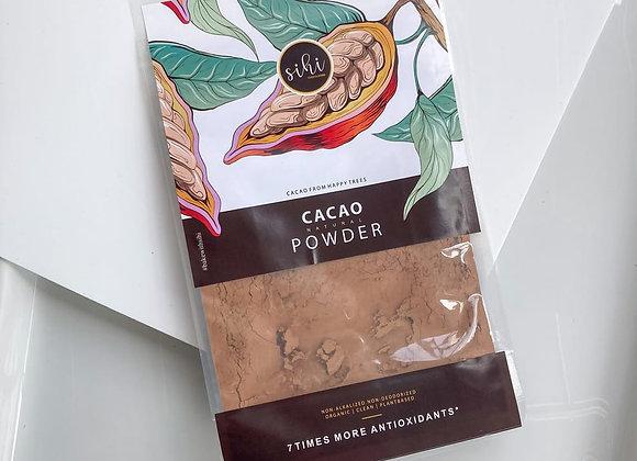 Cacao Powder, Organic, Vegan, No added Sugar
