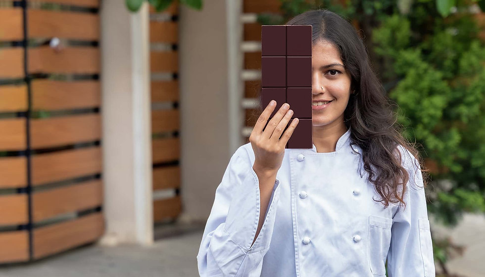 Organic Vegan Dark Chocolate - Sihi Choc