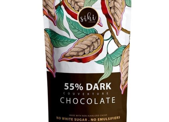55% Dark Chocolate - 1600g