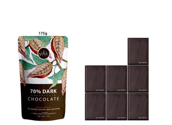 70% Dark Chocolate - 175g