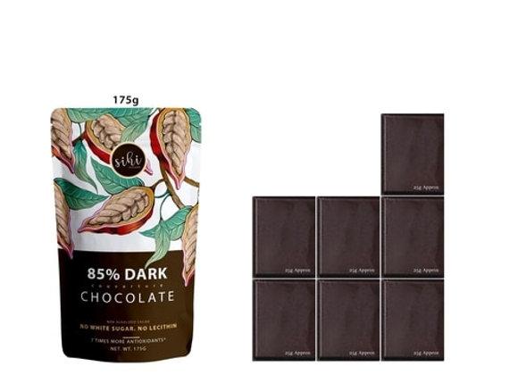 85% Dark Chocolate, Organic, Vegan, Plant Based