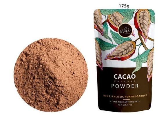 Cacao Powder, Organic, Vegan, Plant Based