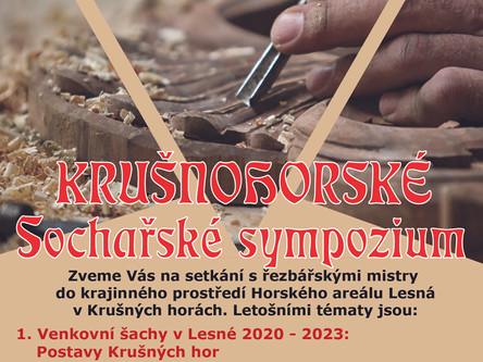 Sochařské sympozium 2020