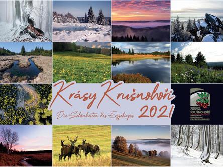 Kalendář Krásy Krušnohoří 2021