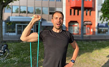 Bruce Maidment Personal Trainer and Fitness Instructor