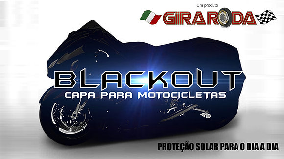 Capa protetora Blackout