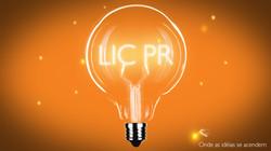 Logo da produtora LIC PR
