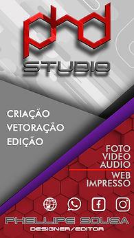 PHD Studio Cartão Virtual